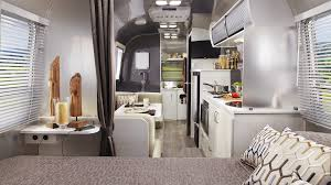 100 Inside An Airstream Trailer Floor Plans Sport Travel S