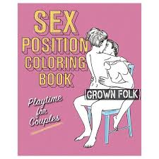 Adult Coloring Book Sex Positions Bachelorette Party Ideas Girls Night Out Decorations Toy Parties Supplies Gag Gifts X Rated Mature