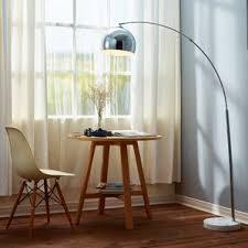Arc Floor Lamp Wayfair by Chrome Floor Lamps You U0027ll Love Wayfair
