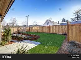 Sloped Backyard Surrounded By Image & Photo | Bigstock 25 Beautiful Leveling Yard Ideas On Pinterest How To Level 7 Best Landscape Design Images Ideas For Decorating Amazing Plan A Sloped Backyard That You Should Consider Triyaecom For Steep Various Design Steep Slope To Multi Level Living Landscaping Products Supplier Lounge Ding Area Multi Level Patio Photo Trending Backyard Sloping Retaing Wall Slope Down Flat Genyard Landscape Hilly Backyards Dawnwatsonme