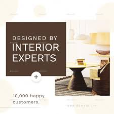 Interior Design Web Banner Set Design Interior Web Set