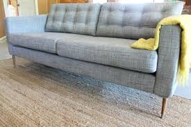 Karlstad Sofa Bed Cover Grey by Karlstad Sofa Bed Instructions Ikea Sofa Bed Youtube Most