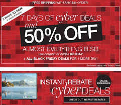 Stage Cyber Monday 2019 Ad, Deals And Sales