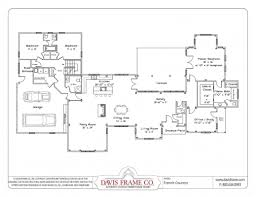 Stunning Images Story Open Floor Plans by Stunning One Story House Plans With Open Floor Design Basics