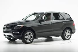 Redesigned 2014 Mercedes-Benz ML Gets IIHS Top Safety Pick+ ...