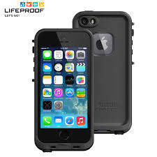 Fre Case for iPhone SE 5S 5 Black
