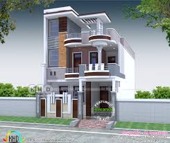 100 Indian Modern House Plans 4 BHK 2200 Sqft Contemporary Style North Home