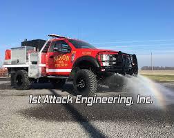 100 Brush Trucks Nixon Fire Department Aluminum Flatbed With Manwells