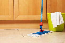 tips for cleaning ceramic tile floors space