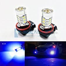 Amazon SOCAL LED 2x H11 H8 LED Fog Light Bulb 15W SMD 5730