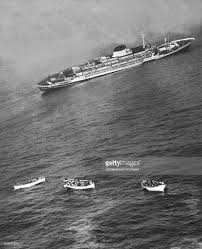 Edmund Fitzgerald Sinking Timeline by On This Day July 25 60 Years Since Ss Andrea Doria Collision