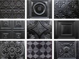 black ceiling tiles lowes modern ceiling design black ceiling