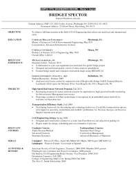 Ses 5 Page Resume Examples Awesome How To List Degree Example
