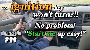 100 I Locked My Keys In My Truck Solution For Gnition Key Wont Turnstuck Most Vehicles That Use A