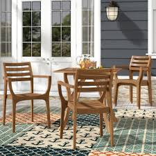 Beachcrest Home Roseland Stacking Patio Dining Chair & Reviews | Wayfair Patio Chairs At Lowescom Contemporary Ding Chair Stackable Recyclable Product And Modern Lowes Round And Ding Outdoor Costco Alinum Depot Noble House Dover Multibrown Stackable Wicker Chair Mercury Row Corrales Stacking Reviews Wayfair Plastic Herman Miller California White Furnish Vifah 3d 2 Included In Outdoor Chairs Backydinajarcom Trade Winds Restaurant With Centauro Cantilever Couture