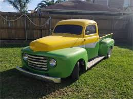 1950 Ford Pickup For Sale | ClassicCars.com | CC-1119826 1951 Ford F3 Flatbed Truck No Chop Coupe 1949 1950 Ford T Pickup Car And Trucks Archives Classictrucksnet For Sale Classiccarscom Cc698682 F1 Custom Pick Up Cummins Powered Custom Sale Short Bed Truck Used In Pickup 579px Image 11 Cc1054756 Cc1121499 Berlin Motors