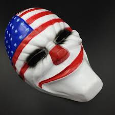 Payday 2 Halloween Masks Disappear by The New Theme Mask Halloween Mask Payday2 Game Payday 2 Series Of