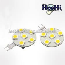 warm white side pin 1 watt 10 30v g4 base halogen l 1w bi pin
