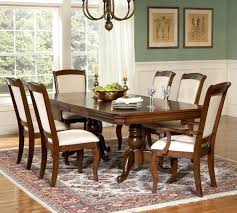 Cherrywood Dining Room Set Cherry Wood Solid