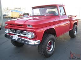 100 4x4 Chevy Trucks For Sale 1962 Chevrolet K10 Pickup C10 Old School Rides GMC