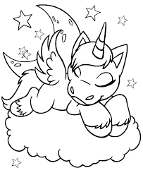 Unicorn Printable Coloring Pages Related Image Card Unicorns Filing And Adult Realistic