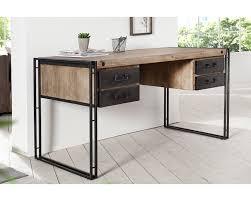 bureau ado pas cher cuisine bureau ã lã gant au style industriel avec tiroirs trã s