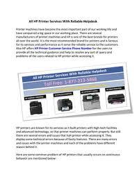 Hp Printer Help Desk by Dial 1 844 355 5111 To Fix Hp Printer Error 02 10 11 12 Hp