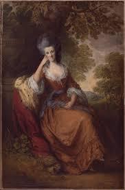 100 Denise Rosselli Lady Anne Hamilton Detroit Institute Of Arts Museum