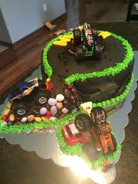 Cake Mama: Evan's Monster Truck Cake Monster Truck Cake My First Wonky Decopac Decoset 14 Sheet Decorating Effies Goodies Pinkblack 25th Birthday Beth Anns Tire And 10 Cake Truck Stones We Flickr Cakecentralcom Edees Custom Cakes Birthday 2d Aeroplane Tractor Sensational Suga Its Fun 4 Me How To Position A In The Air Amazoncom Decoration Toys Games Design Parenting Ideas Little