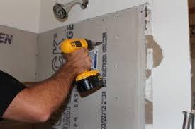 tile backer board installation key steps for a quality