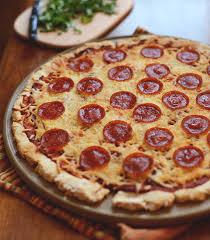 The Best Gluten Free Pizza Dough Minimalistbaker