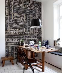 tapisserie pour bureau décoration d intérieur décorer ou habiller ses murs avec du