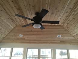 tongue and groove wood roof decking inside view of screen room hip style roof cedar tongue groove