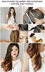 Get The Look Ombre Hair Extensions Lifestyle Tips & Advice