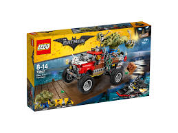 100 Monster Truck Batman LEGO Killer Croc Truck 70907 LEGO Speelgoed