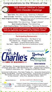 Chili Chowder Challenge For The Children's Center | Augusta, Maine The Red Barn Home Augusta Maine Menu Prices Restaurant 287 Best Everything Images On Pinterest Coon Cats Angus Steakhouse Raleigh Nc Fine Wines Holiday Events Owner Says She Was Fined For A Fundraiser But Thats Roadfood Seafood Stew From In Wicked Good Youtube Visit Texas Roadhouse 168 Photos 258 Reviews 455 Riverside Central Catv Bulletin Board