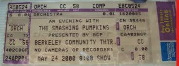 Smashing Pumpkins Adore Tour by My Sp Life Crestfallen Com