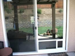 Pet Door For Screen Door Size Patio Pet Door Insert Home