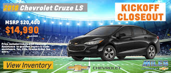 Miles Chevrolet | New & Used Cars For Decatur & Springfield, IL ...