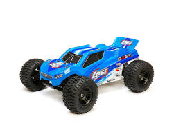 Losi 22S ST RTR 1/10 2WD Brushless Stadium Truck (Blue/Silver ...