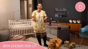 comment mettre un tour de lit bebe comment choisir le lit de bébé conso bébé