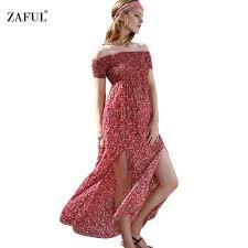 online get cheap long red dress sleeves aliexpress com alibaba