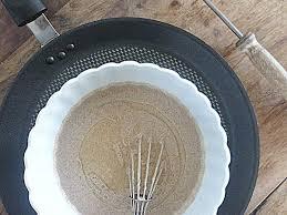 pâte à galette de sarasin sans oeuf facile et pas cher recette