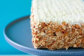 Sans Rival Cake Sweet treats Pinterest