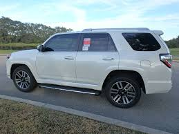 100 Central Florida Truck Accessories 2019 New Toyota 4Runner Limited 4WD At Toyota