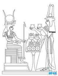 Pin By Marjolaine Grange On Coloriage Egypte