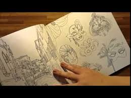 SLS Around The World Coloring Book Video