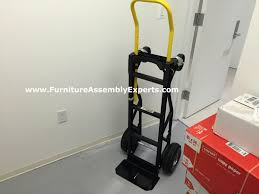 Harper Hand Truck Assembled For The Washington DC Department Of ...