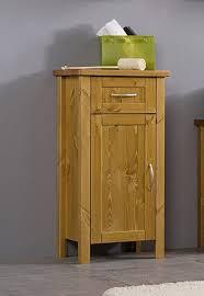 sam design badezimmer badmöbel unterschrank valencia in honig badschrank aus lackiertem kiefer massives kiefernholz landhäuslicher stil
