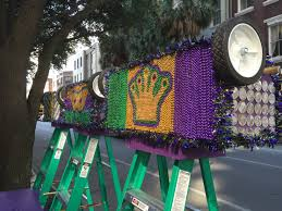 Mardi Gras Wooden Door Decorations by New Orleans Attractions My Year Of Mardi Gras